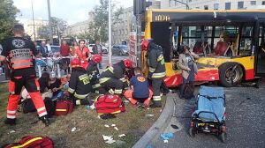 Po dwóch bliźniaczych wypadkach ZTM wycofuje autobusy ze skrzyżowania