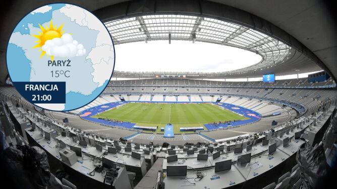 Pogoda na mecz z Niemcami: <br />w niektórych regionach możliwe burze