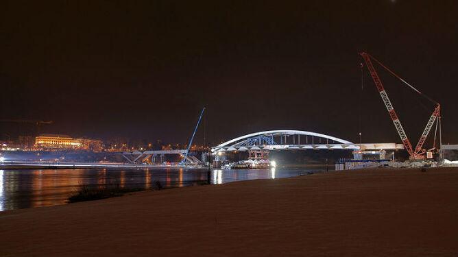 Most, przez który Drezna nie ma na liście UNESCO