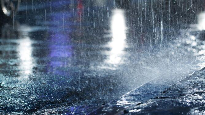 Uwaga na ulewny deszcz. <br />Żółte alerty na południu Polski