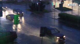 Czwartkowe załamanie pogody (TVN24)