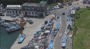 Korea Południowa przygotowuje się na nadejście żywiołu