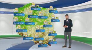 Prognoza pogody na środę 29.07